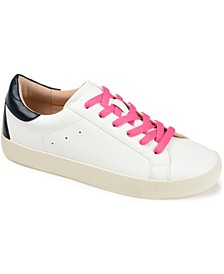 Women's Comfort Foam Wide Width Erica Sneakers
