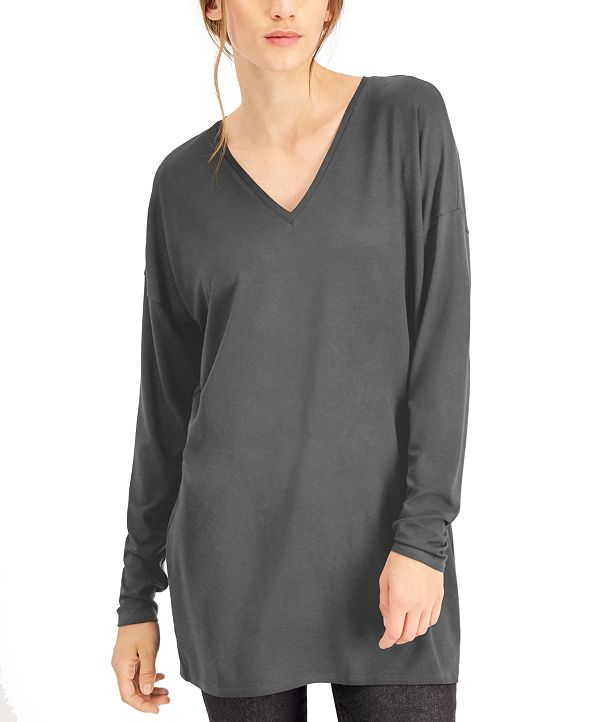 Eileen Fisher Organic V-Neck Top