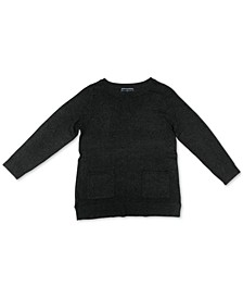Patch-Pocket Sweater, Created for Macy's