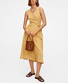 Women's Modal Wrap Dress