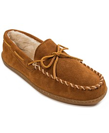 Men's Plie Lined Hard Sole Slipper