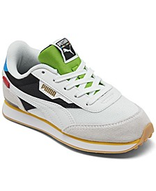 Little Kid's Future Rider Worldhood Casual Sneakers from Finish Line