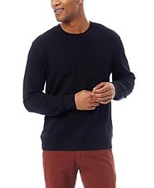 Men's Modal Interlock Lounge Sweatshirt
