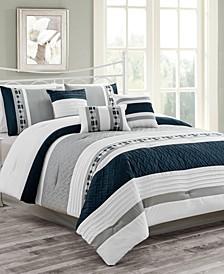 Filson 7-Pc. King Comforter Set