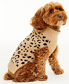 Leopard Pet Sweater, Created for Macy's
