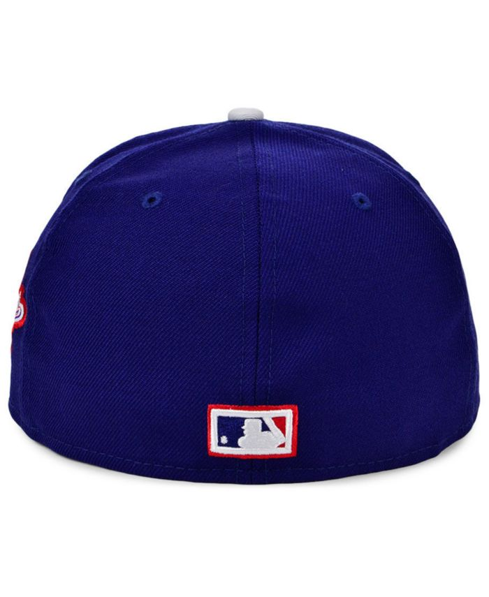 New Era Los Angeles Dodgers World Series Patch 59FIFTY Cap & Reviews - Sports Fan Shop By Lids - Men - Macy's