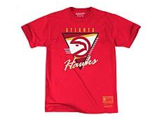 Mitchell & Ness Men's Atlanta Hawks Final Second T-Shirt