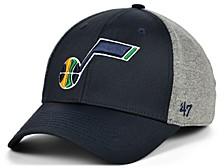 Utah Jazz Sanford Contender Flex Cap