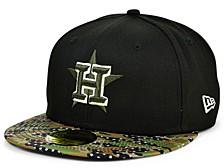 Houston Astros Star Viz Camo 59FIFTY Cap