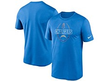 Los Angeles Chargers Youth Football Icon T-Shirt