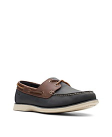 Men's Port View Boat Shoes