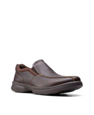 clarks men's slip on shoes sale