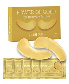 Power of Gold Eye Recovery Patches