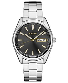 Men's Essential Stainless Steel Bracelet Watch 40.2mm