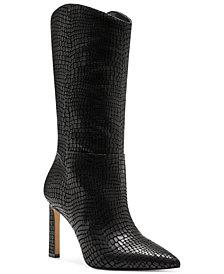 Vince Camuto Women's Senimda Mid-Calf Boots