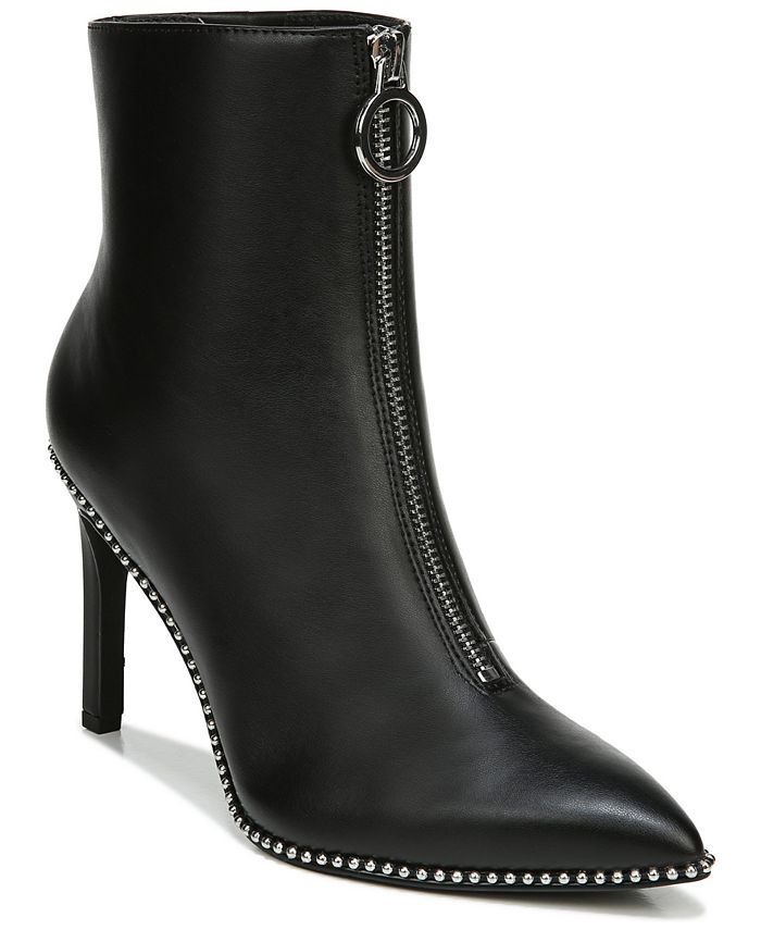 Bar III - Women's Briget Front-Zip Booties