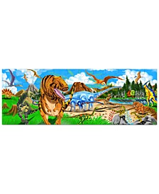 Kids Toy, Land of Dinosaurs 48-Piece Floor Puzzle - Dinosaur Toy