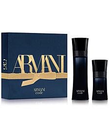 Giorgio Armani Men's 2-Pc. Armani Code Eau de Toilette Gift Set