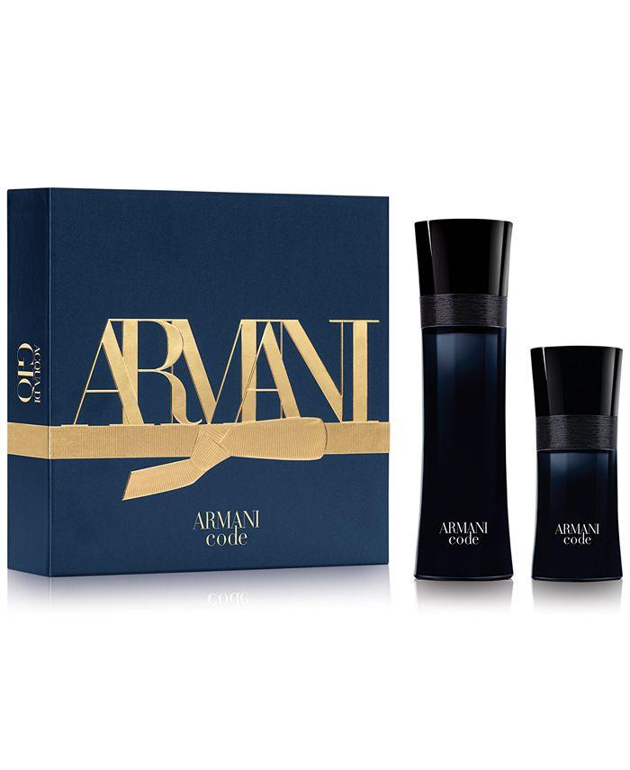 Giorgio Armani - Men's 2-Pc. Armani Code Eau de Toilette Gift Set