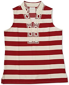 Ottoman Tank Top, Created for Macy's
