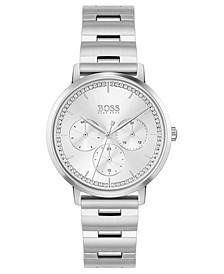Women's Prima Stainless Steel Bracelet Watch 35mm