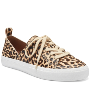 Lucky Brand WOMEN'S DANSBEY LACE-UP SNEAKERS WOMEN'S SHOES