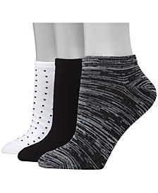 Women's 3-Pk. Ultimate ComfortSoft® Low-Cut Socks