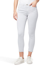 WILLIAM RAST High-Rise Ankle Skinny Jeans