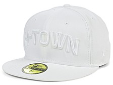 Houston Rockets Series Custom 59FIFTY Cap