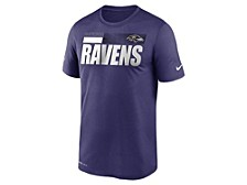 Baltimore Ravens Men's Legend Sideline T-Shirt