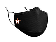 Houston Astros Black Team Face Mask