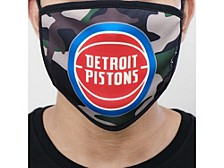 Detroit Pistons 2pack Face Mask