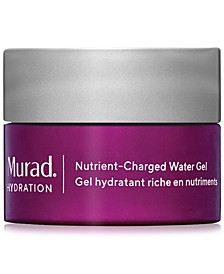 Receive a Free Nutrient Charged Water Gel, 0.25 oz with any $50 Murad purchase!