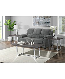 Nadine 3 Piece Occasional Table Set