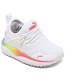 Toddler Girls Pacer Next Cage Rainbow Slip-On Casual Sneakers from Finish Line