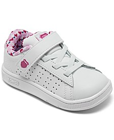 Toddler Girls Court Casper Casual Sneakers from Finish Line