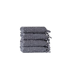 Atlantis Collection Hand Towel 4-Pack