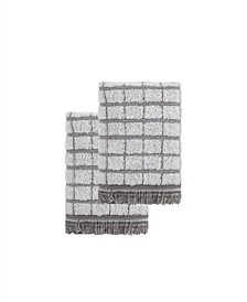 Retro Antique Collection Hand Towels 2-Pack