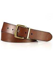 Polo Ralph Lauren Men's Belt, Core Reversible Casual Belt