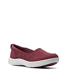 Cloudsteppers Women's Adella Blush Sneakers