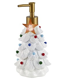 Tree Lotion Pump with Lights