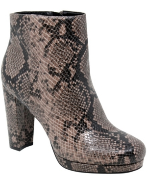Women's Chasen Platform Booties Women's Shoes
