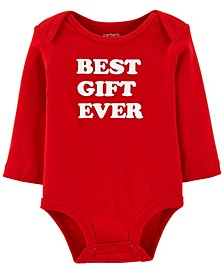 Baby Boy or Girl Christmas Collectible Bodysuit
