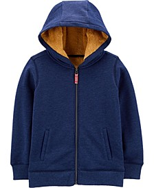 Big Boy Zip-Up Hoodie