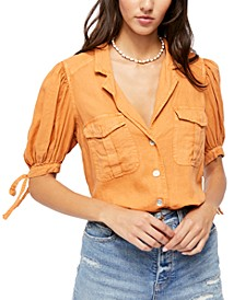 Safari Babe Top