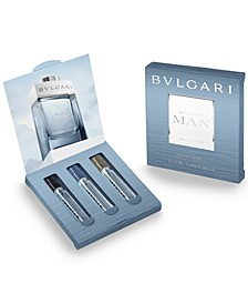 Receive a Complimentary 3-Pc. Sampler Kit with any large spray purchase from the Men's BVLGARI Fragrance Collection