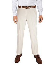 Men's Modern-Fit TH Flex Stretch Cream Corduroy performance pants