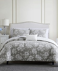 Katherine Full/Queen Comforter Set