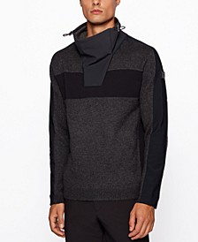 BOSS Men's Zacoa Regular-Fit Sweater