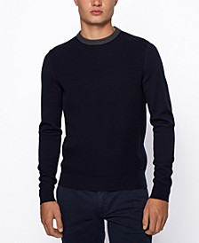 BOSS Men's Ayakop Regular-Fit Sweater